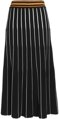 Roksanda Knitted Midi Skirt