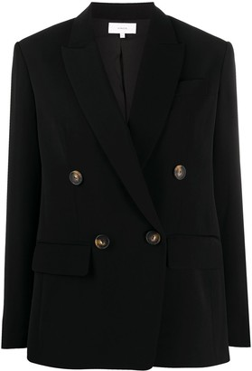 Vince Double-Breasted Blazer