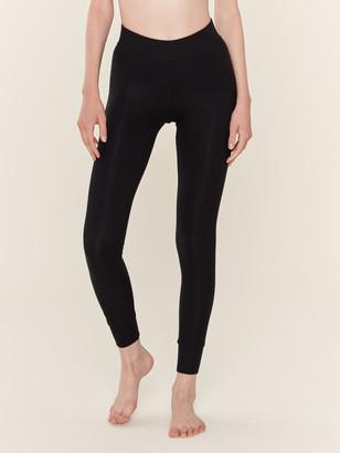 Yoga Pants Wide Waistband Shopstyle