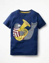 Boden Animal Orchestra t-shirt
