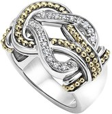 Lagos Women's 'Newport' Diamond Knot Ring