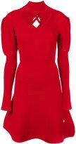 Philipp Plein Odelia knit dress - women - Polyester/Viscose - S