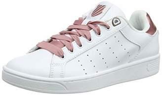 K-Swiss Women's Clean Court CMF Low-Top Slippers