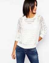 Pepe Jeans Mayca Loose Knit Sweater