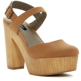 Michael Antonio Tylie Ankle Strap Platform Sandal