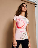Ted Baker Blenheim Palace fitted Tshirt