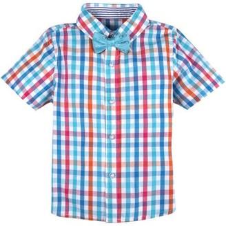 G Cutee G-cutee Toddler Boys' Multi Check Shirt