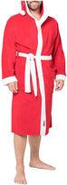 Asstd National Brand Family Pajama Santa Robe- Men's