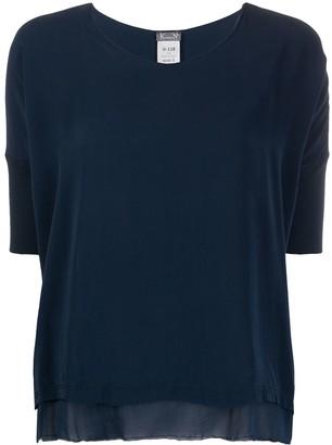 Kristensen Du Nord layered hem T-shirt