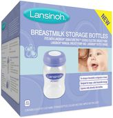Lansinoh 4-Pack 5 fl. oz. Breastmilk Storage Bottles
