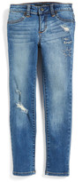 Joe's Jeans Joe&s Jeans Mended Jeggings (Toddler & Little Girls)