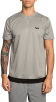 RVCA Men's Runner Mesh T-Shirt