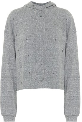 Lanston Sport Embellished hoodie