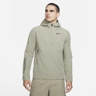 Nike Men's 1/4-Zip Hoodie Pro