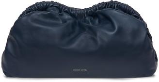 Mansur Gavriel Cloud Clutch - Blu