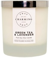 That Charming Shop Green Tea & Lavender Deluxe Candle