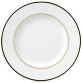Kate Spade Library Lane Black Collection Dinner Plate