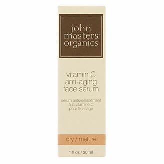 John Masters Organics Vitamin C Anti-Aging Face Serum (30ml)