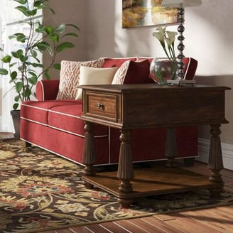Hooker Furniture Leesburg End Table with Storage