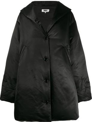 MM6 MAISON MARGIELA Oversized Padded Coat