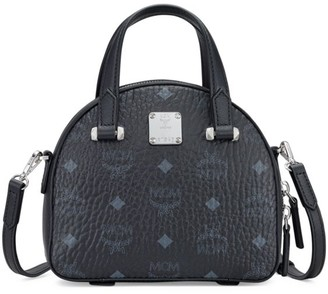 MCM Mini Essential Visetos Original Tote