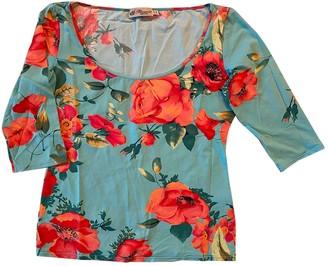 Blumarine Turquoise Top for Women