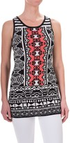 Krimson Klover Bits and Pieces Tunic Tank Top (For Women)
