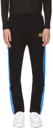 Xander Zhou Back Rainbow Striped Sweatpants
