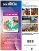 Brother ScanNCut Transfer Paper Grid Roll - 6'
