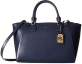 Lauren Ralph Lauren Newbury Stefanie Satchel Medium