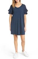 Current/Elliott Women's The Ruffle Roadie Dress