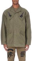 Maharishi Upcycled Field Cotton Jacket