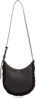 Chloé Small Darryl Leather Shoulder Bag