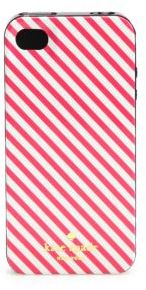 Kate Spade Harrison Stripe Hardcase For iPhone 5
