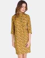 Forcast Anna Print Dress