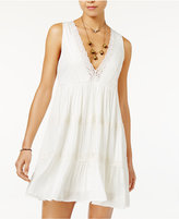 American Rag Lace-Trim Babydoll Dress, Only at Macy's