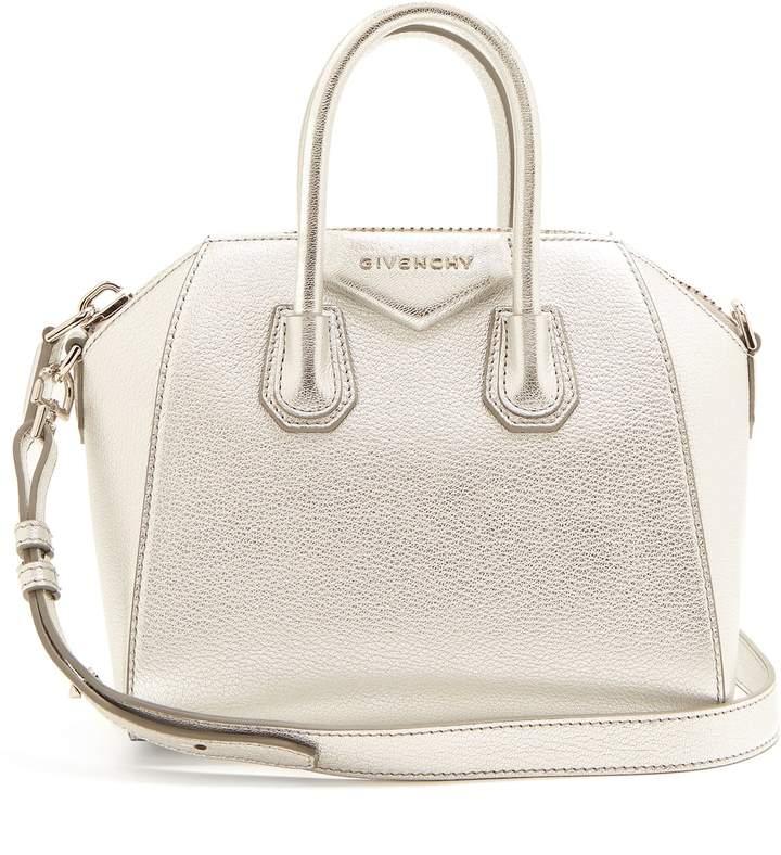 Givenchy Antigona mini leather cross-body bag