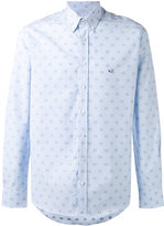 Etro stripe patterned shirt - men - Cotton - 41