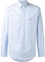 Etro stripe patterned shirt - men - Cotton - 43