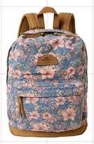 O'Neill Shoreline Print Backpack - Blue