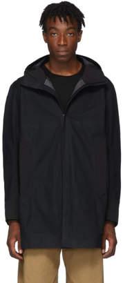 AR+ Veilance Black Navier AR Coat