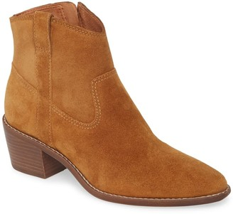 Madewell The Hailie Western Boot
