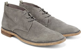 Officine Creative - Suede Chukka Boots