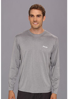 Fila Hurdle Long Sleeve Top