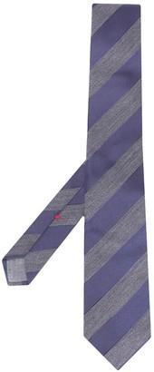 Brunello Cucinelli Diagonal Stripes Tie
