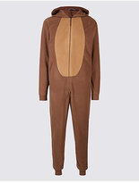 M&S Collection Reindeer Novelty Onesie