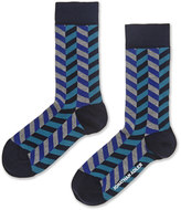 Jonathan Adler Women's Chevron Socks