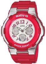 Casio Baby-G Ana-digi World Time Dial Women's watch #BGA114-4B