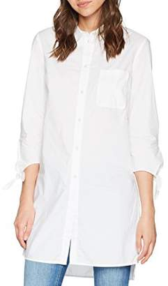 Marc O'Polo Denim Women's 841095142667 Blouse, (White 100), Large