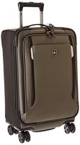 "Victorinox Werks Traveler 5.0 - WT 22"" Dual Caster Expandable 8-Wheel U.S. Carry-On"